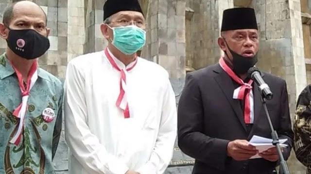 Mantan Panglima TNI Beberakan Alasan Bergabung dengan Gerakan KAMI