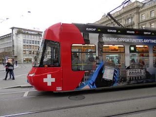 Zurigo tram