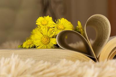 мать-и-мачеха, книга, люблю читать, весна, размышление, винтаж