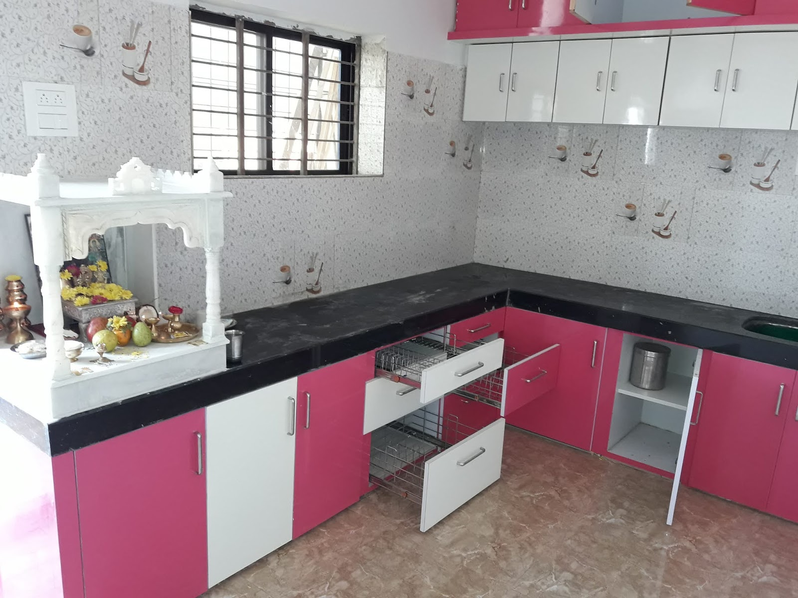Awesome House Plans 2bhk Flat Walkthrough With Interior Design Of The House