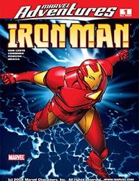 Marvel Adventures Iron Man