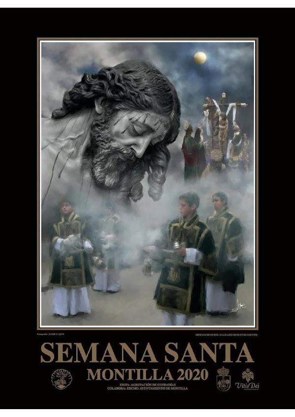 Horario e Itinerario Semana Santa Montilla (Córdoba) 2020