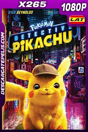 Pokémon: Detective Pikachu (2019) BRrip 1080p x265 Latino – Ingles