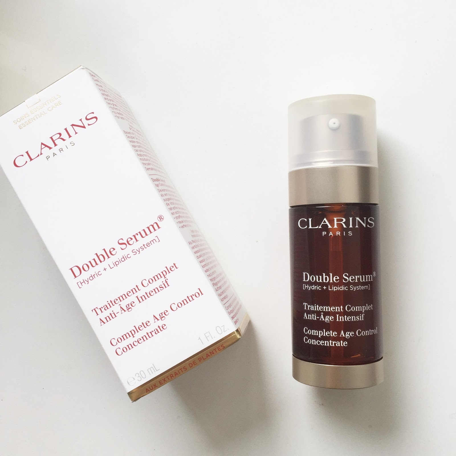 Double Serum by Clarins #9