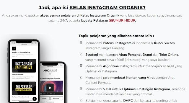 Belajar Instagram Marketing Langsung Dari Ahlinya Internet Marketing Online