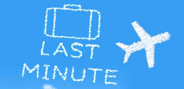 Kenapa 'Last Minute Plan' Selalu Menjadi?