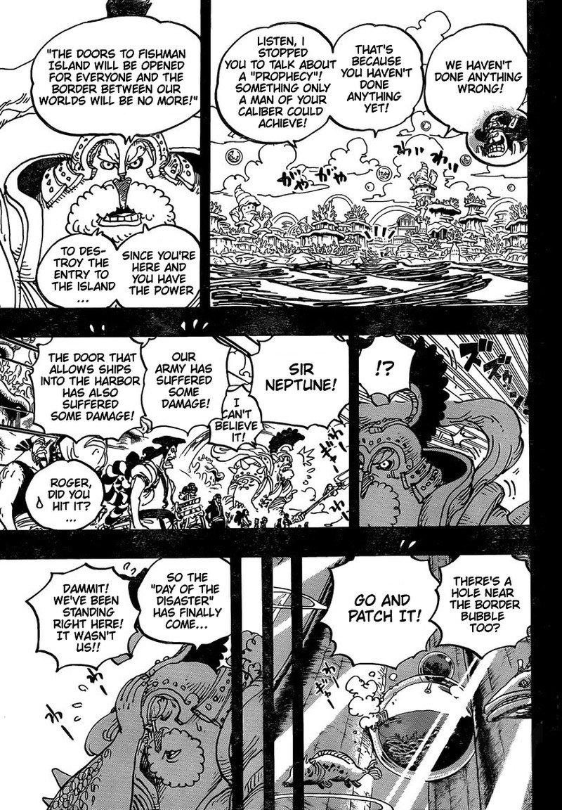 One Piece Manga Chapter 967 - Image 006