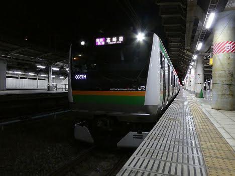 【ダイヤ改正で廃止!】通勤快速 籠原行き