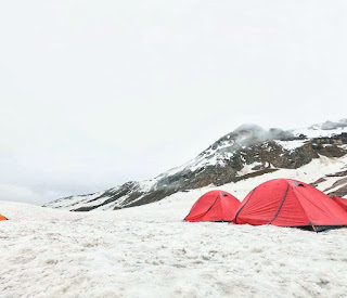 Parvati Base Camp 1