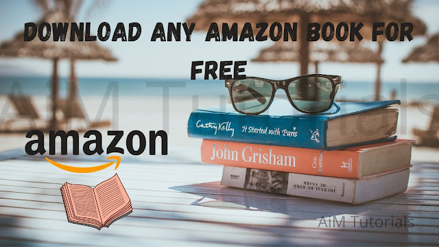 How to download any paid ebook on amazon for free