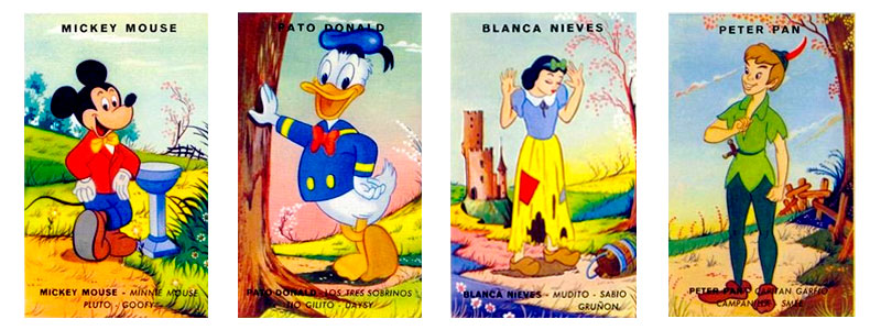 Las Barajas Infantiles De Fournier H Fournier 1957 Act El Condensador De Fluzo