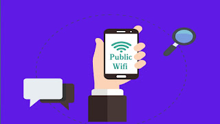 public wifi near me