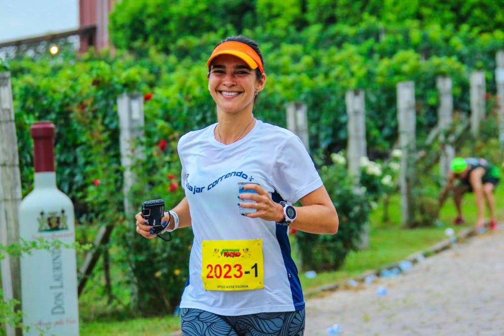 Maratona do Vinho, corrida do vinho