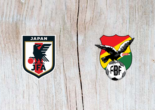 Japan vs Bolivia - Highlights 26 March 2019