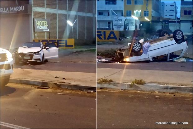 Grave acidente de trânsito deixa uma pessoa morta na PE-160, em Santa Cruz do Capibaribe