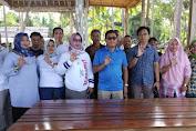 Konsolidasi Caleg Partai Gerindra Selayar, Ini Pesan Idris Manggabarani