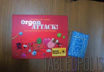 Organ Attack - Box