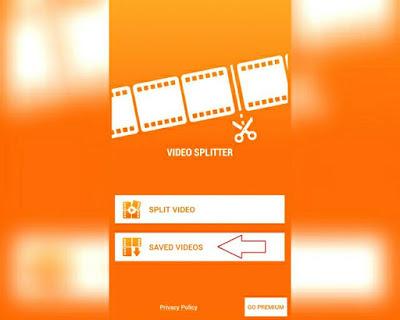 upload video lebih dari 30 detik di WhatsApp save video