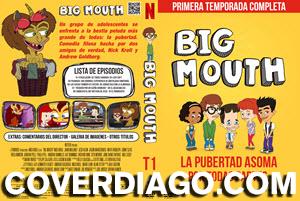 Big Mouth - Primera Temporada