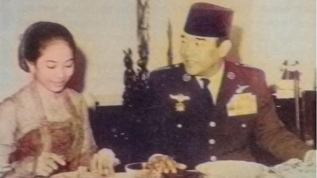 Ketika Soekarno Menginginkan Haryatie, Oesman Ditangkap dan Ditahan gegara Menghalangi