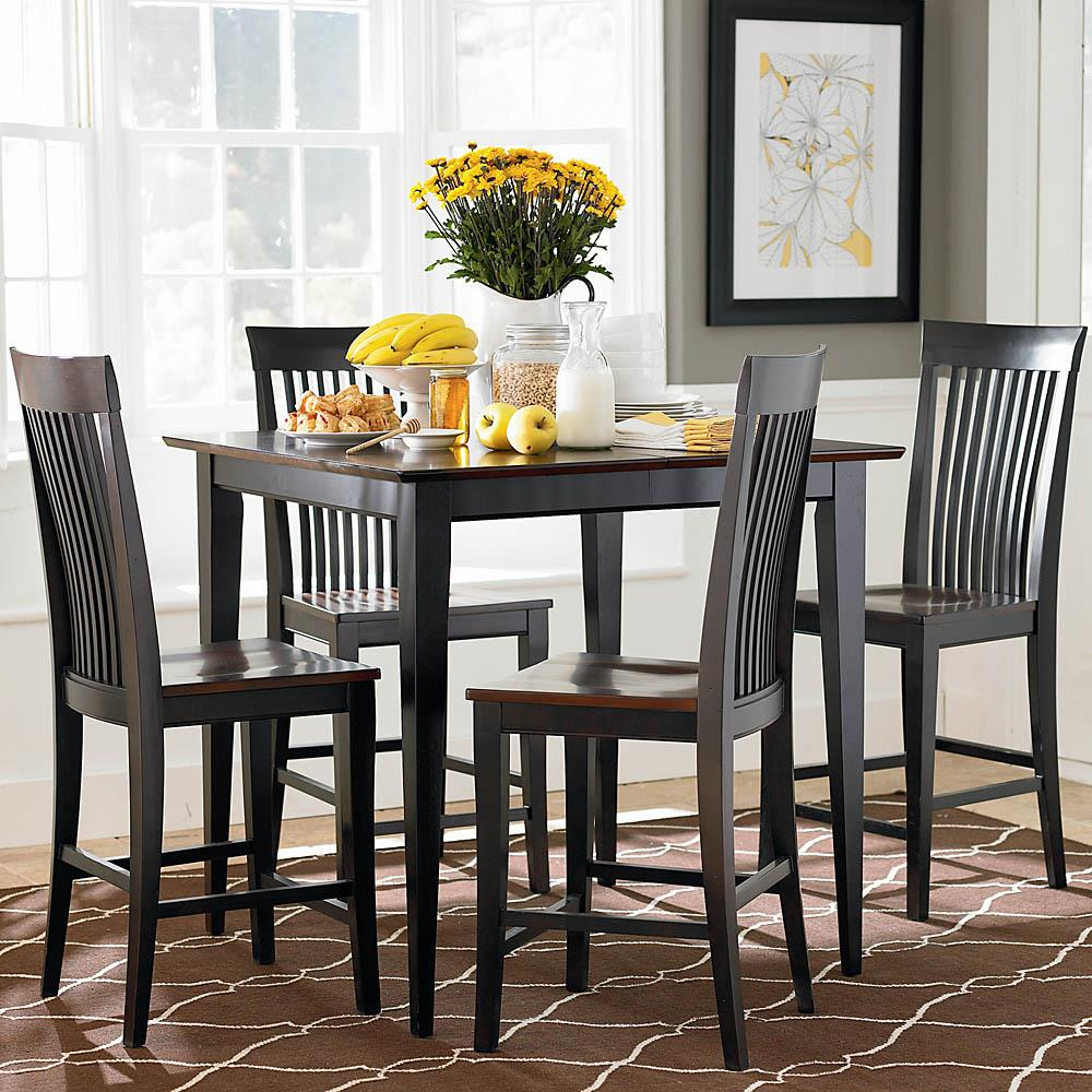 Small Square Kitchen Table And Chairs Best Kitchen Ideas - Small-square-kitchen