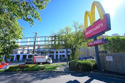 Washington D.C. retail for lease - McDonalds