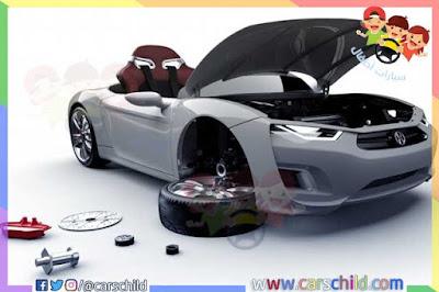 سيارة أطفال كهربائية حديثة