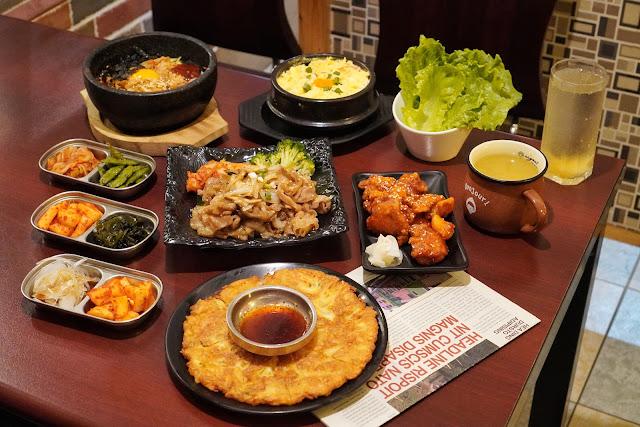 台南安平區美食【瑪西達韓式料理】餐點介紹