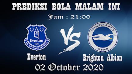 Prediksi Bola Everton Vs Brighton Albion