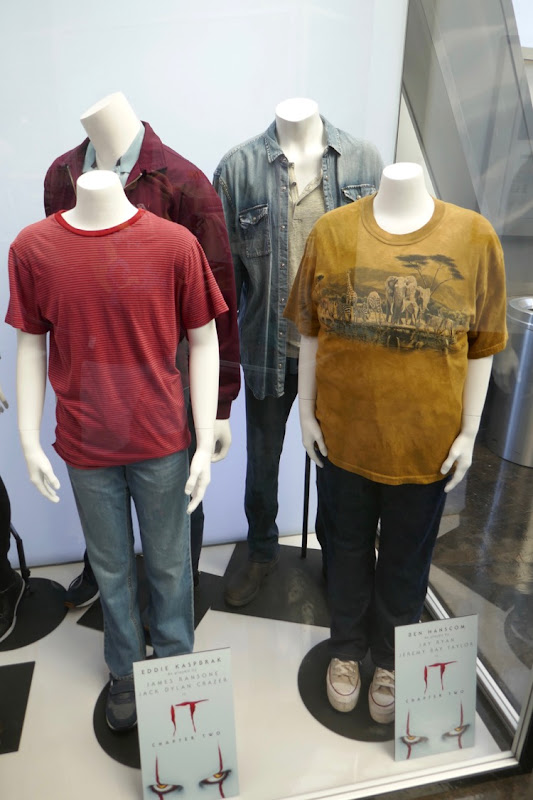 IT Chapter Two Eddie Ben movie costumes