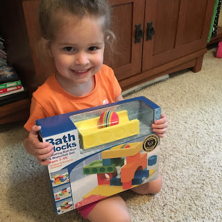 BathBlocks educational bath toy review #BathBlocks #review