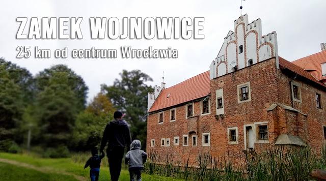 Wojnowiece - idealne miejsce na spacer pod Wrocławiem