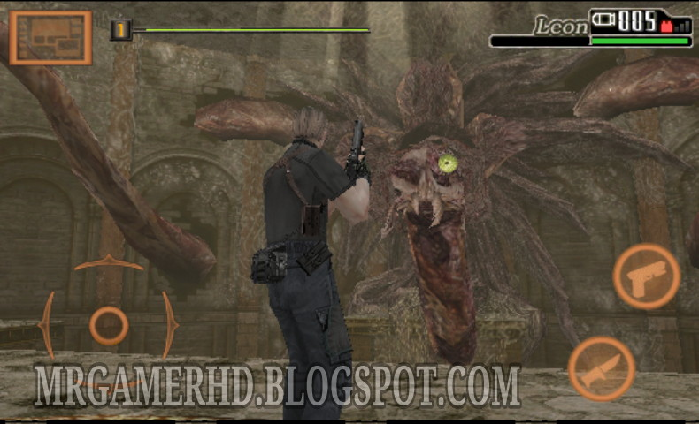 Download Resident Evil 4 Mod Apk Unlimited Ammo And Money