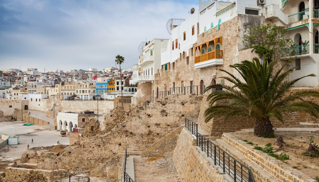 The most beautiful cities in Morocco