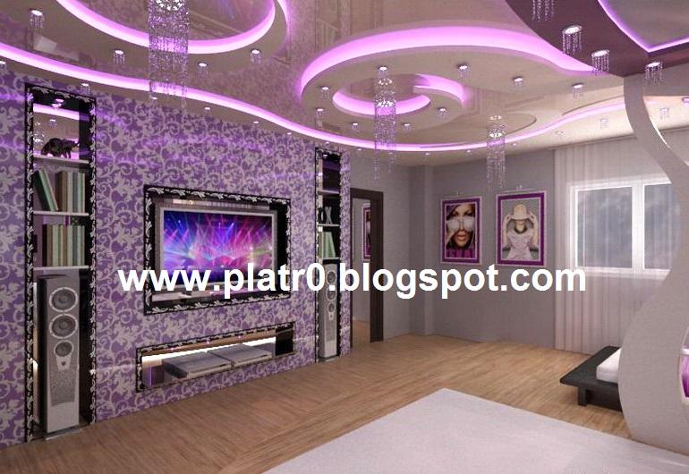 Plafond Platre Du Monde Décoration Platre Maroc Faux Plafond
