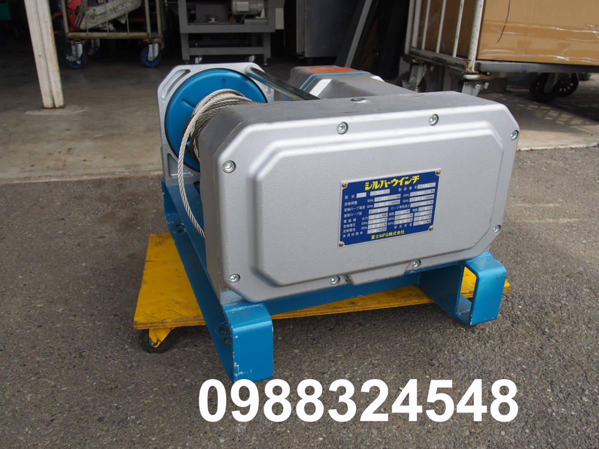 Tời cáp điện Fuji TX-503, tải trọng: 360kg