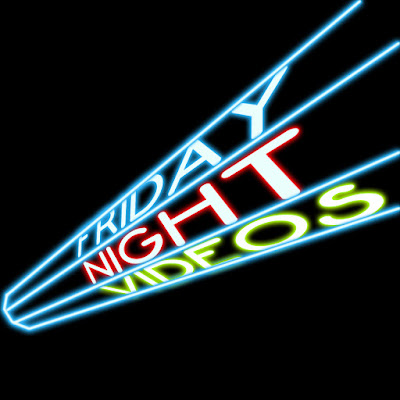 FRIDAY NIGHT VIDEOS LOGO BY BOBBY BOGGS