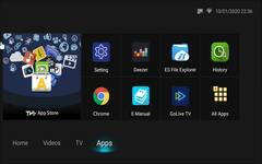 Install Netflix jio TV file explorer ine in any Android TV