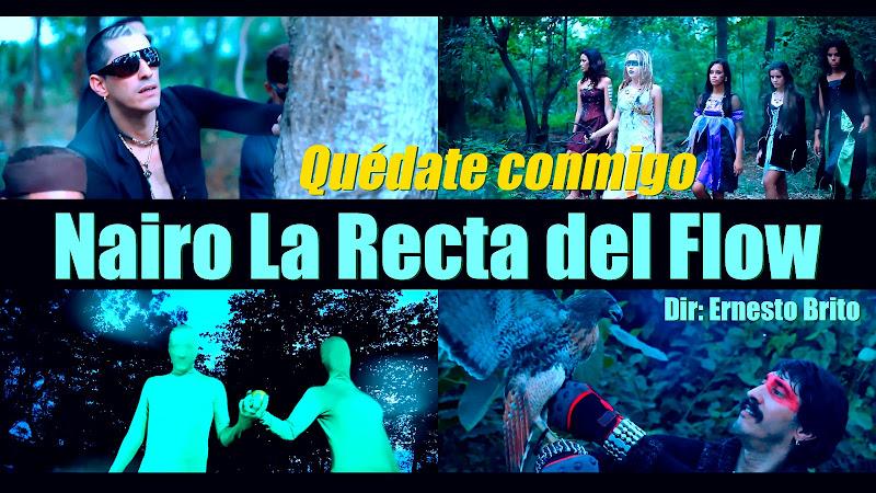 Nairo La Recta del Flow - ¨Quédate conmigo¨ - Videoclip - Director: Ernesto Brito. Portal Del Vídeo Clip Cubano. Música cubana. CUBA.