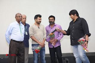 Iraivi Team Pos at 14th Chennai International Film Festival Event  0007.jpg