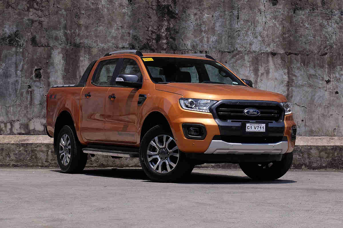 Review 2019 Ford Ranger Wildtrak 2 0l Bi Turbo 4x4 Philippine Car