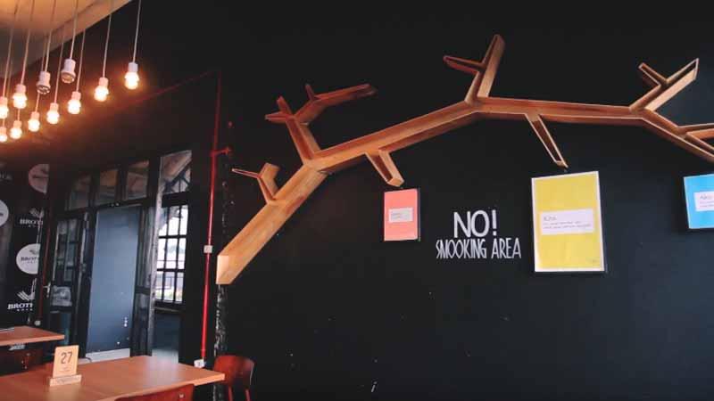 Tempat Nongkrong di Wonosobo