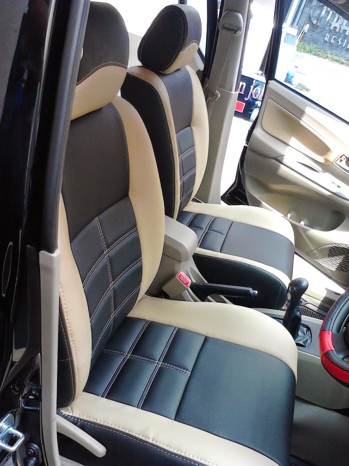 Cover Jok Grand New Avanza Cicilan Mobil Mbtech Camaro