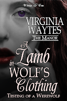 Virgiina Waytes - A Lamb in Wolf's Clothing - Book Cover