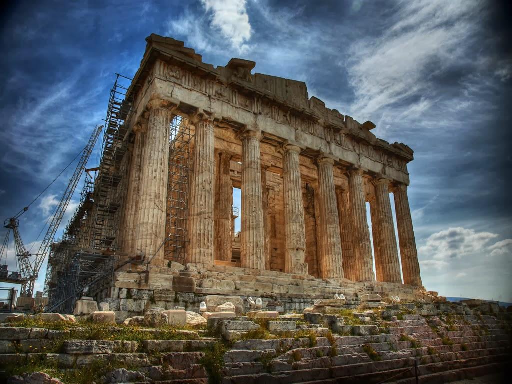 Partenon-Atenas-Grecia