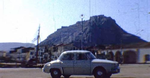 Ναύπλιο: Η πόλη και τα φρούρια Παλαμήδι και Μπούρτζι το 1960 (βίντεο)