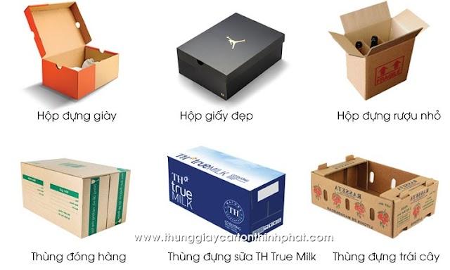 Những công nghệ In thùng Carton, hộp Carton
