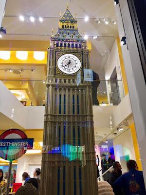 Brick Built Big Ben
