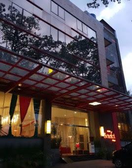 Hotel Scarlet Dago Bandung