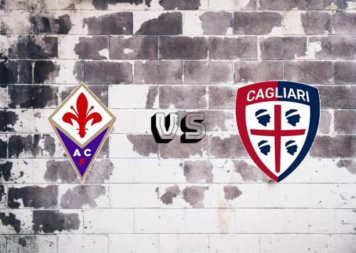 Fiorentina vs Cagliari  Resumen